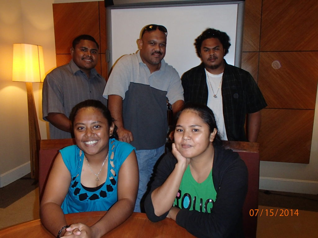 Volunteers Trained Pacific Students in US- Landed New Careers in Pacific
