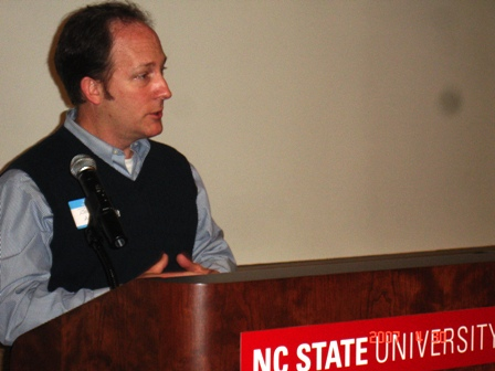 BillyWilliams Leads KnowledgeWell AEC ENI Transportation Event at NCSU