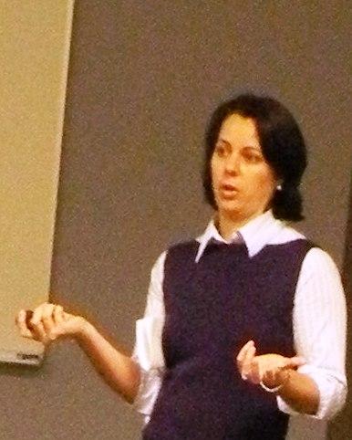 Kristel Dorian Discusses Carbon Finance Opportunities for Pohnpei FSM Landfill