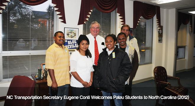 NC transportation Secretary Makes Time for Students