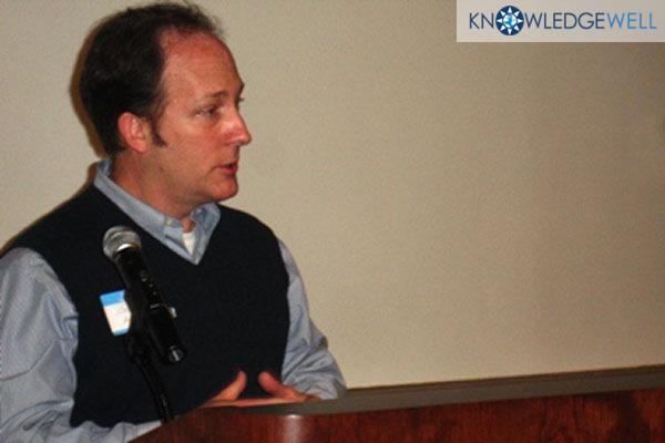 NCSU Professor Dr. Billy Williams speaks on Intelligent Transportation Systems