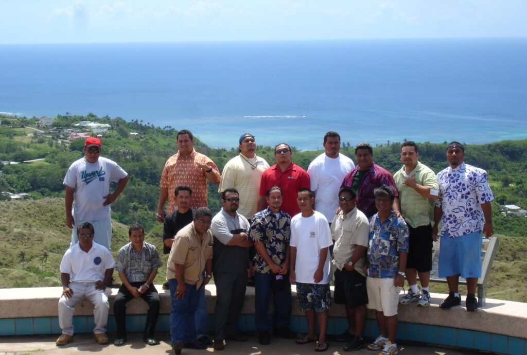 KnowledgeWell AEC-ENI Certificates Issued to Public Sector Professionals on Guam